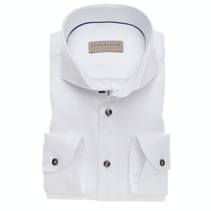 White non iron slim fit shirt 5138223-910-285-000